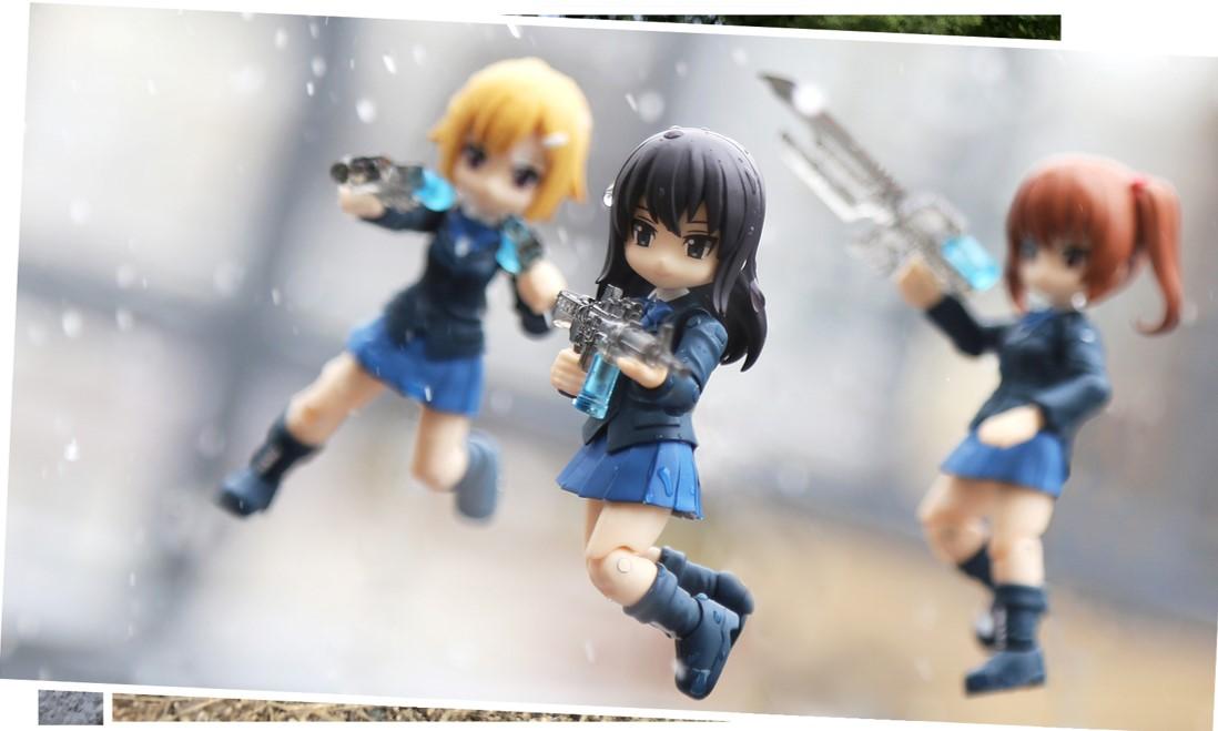 AQUA SHOOTERS!開発話③ ~C3終わったら本気出す~