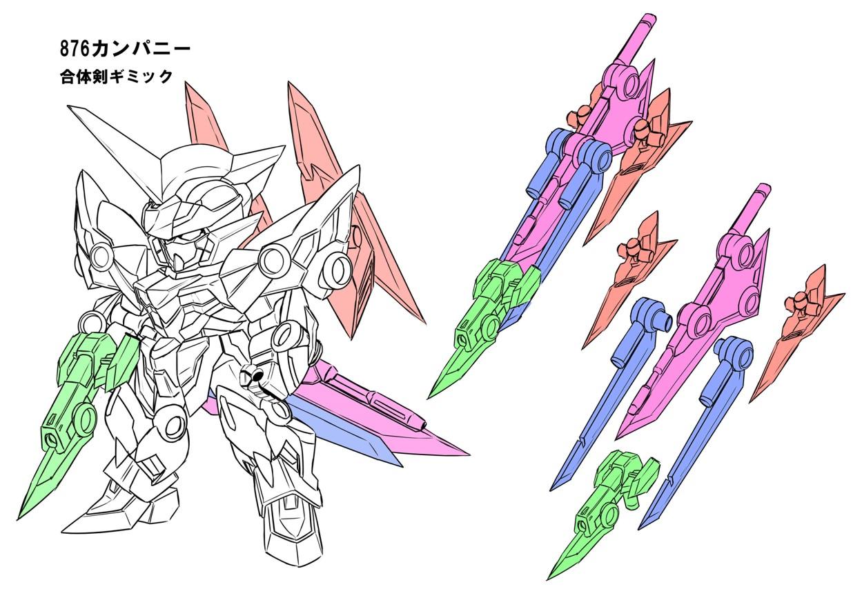 ROBOT CONCERTO ~合体剣の魅力~