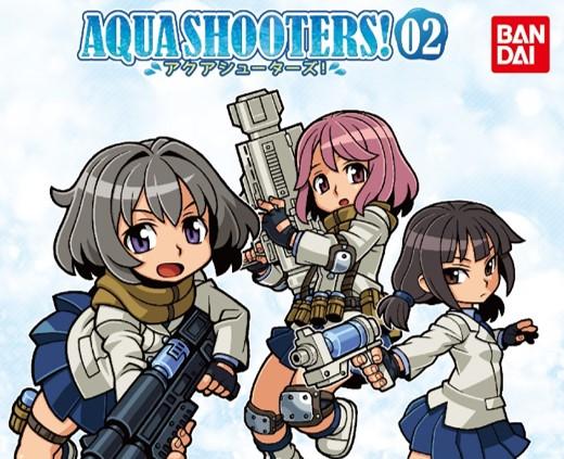 【告知】AQUA SHOOTERS!とロボットコンチェルト④