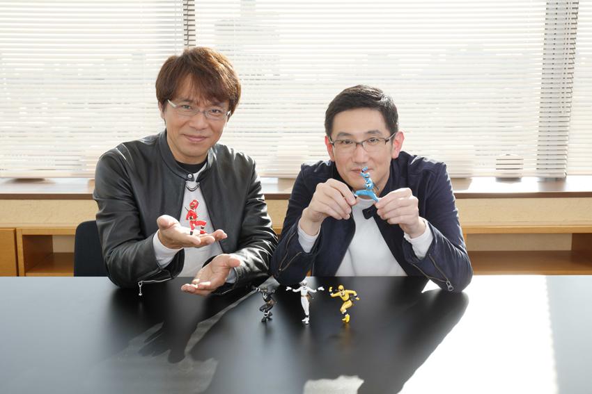 「HG忍者戦隊カクレンジャー」発売記念スペシャルインタビュー!!