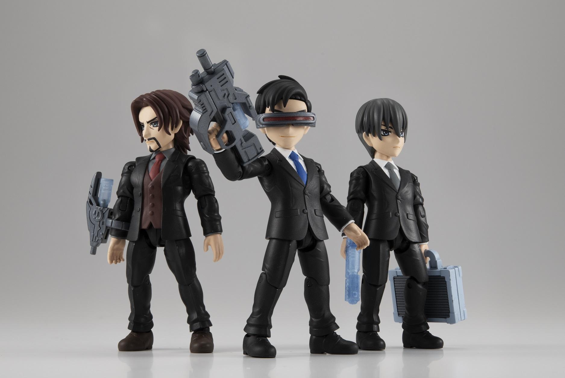 AQUA SHOOTERS!通信~サラリーマンKAWABATA受注開始!~